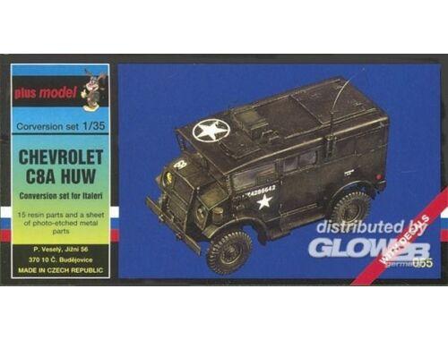 Plus Model Chevrolet C8A HUW 1:35 (055)