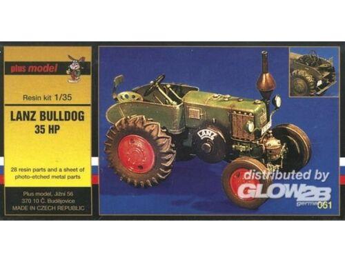 Plus Model Lanz Bulldog 3D HP 1:35 (061)