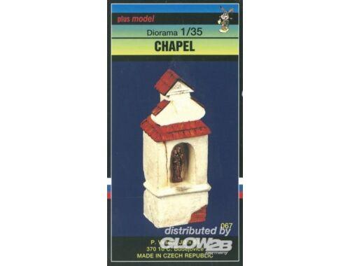 Plus Model Kapelle 1:35 (067)