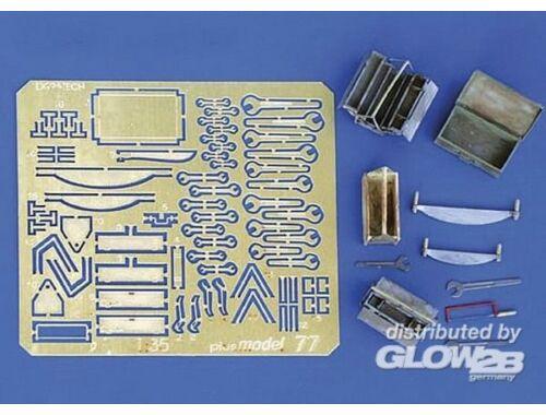 Plus Model Werkzeugkisten 1:35 (077)