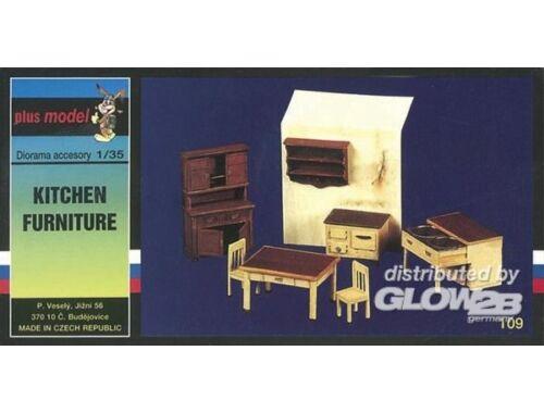 Plus Model Küchenmöbel 1:35 (109)