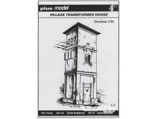 Plus Model Trafostation WW II 1:35 (111)