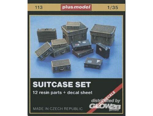 Plus Model Koffer Set 1:35 (113)