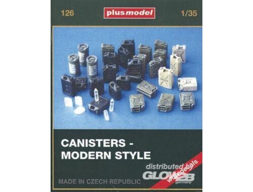 Plus Model Kanister modern 1:35 (126)