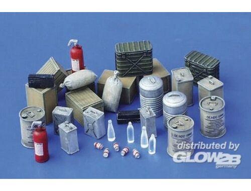 Plus Model U.S. Allgemeine Ausrüstung Vietnam 1:35 (127)