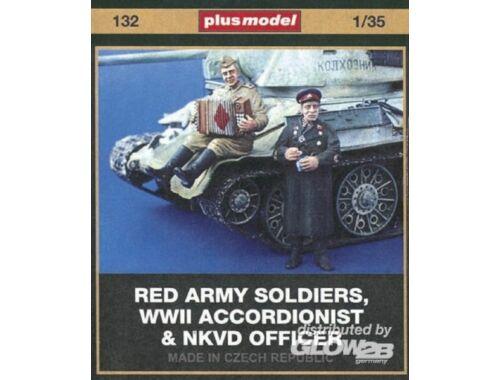 Plus Model Soldaten der roten Armee WW II 1:35 (132)