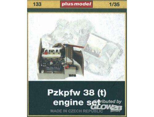 Plus Model PzKpfw. 38 (t) Motor 1:35 (133)