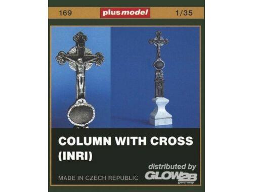 Plus Model Kreuz auf Sockel (INRI) 1:35 (169)
