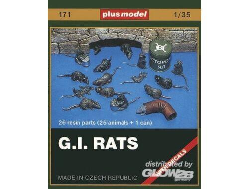 Plus Model Ratten 1:35 (171)