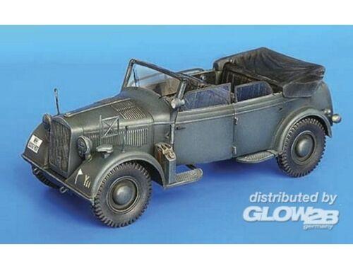 Plus Model Kfz.11 Cabrio für Italeri/Tamiya Bausatz 1:35 (186)