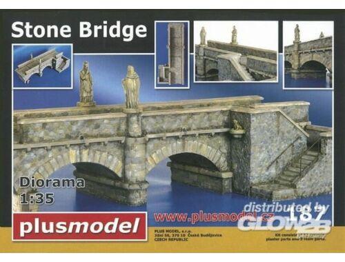 Plus Model Steinbrücke 1:35 (187)