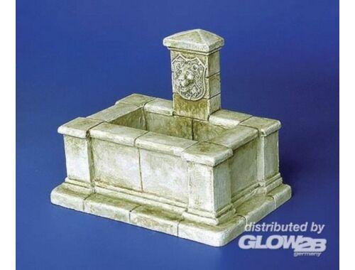 Plus Model Brunnen Eckig 1:35 (202)