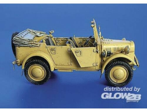 Plus Model German light Car Kfz. 1 1:35 (208)