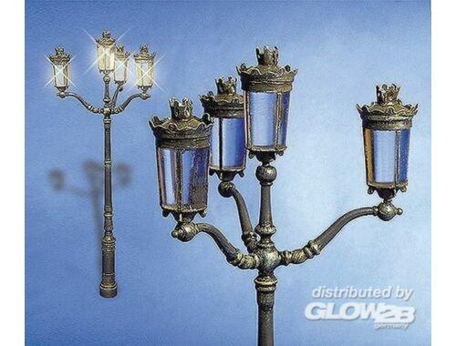 Plus Model Stadtlampen 1:35 (210)
