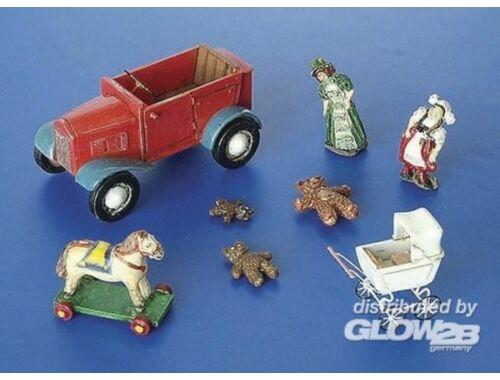 Plus Model Spielzeug I 1:35 (214)