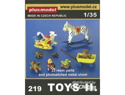 Plus Model Spielzeug II 1:35 (219)