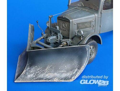 Plus Model Schneeschieber für Italeri Bausatz 1:35 (240)