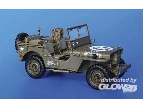 Plus Model See Bee Jeep 1:35 (241)