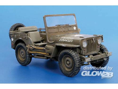 Plus Model M38 Jeep 1:35 (242)