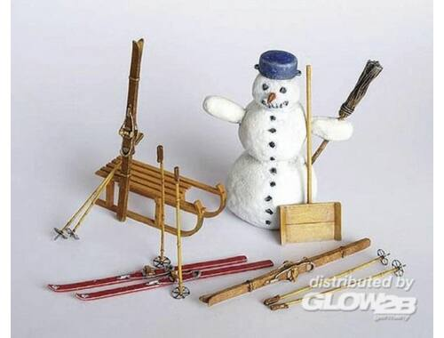 Plus Model Winter set 1:35 (255)