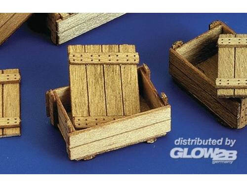 Plus Model Holzkisten I 1:35 (260)