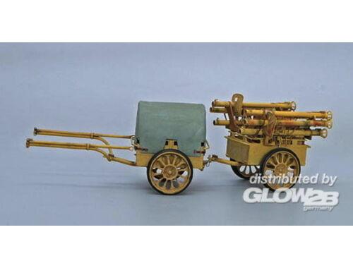Plus Model Deutsche Munitions-Karre lf. 8 1:35 (265)