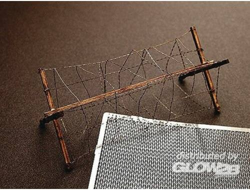 Plus Model Gooseberry WWII Stacheldraht 1:35 (267)