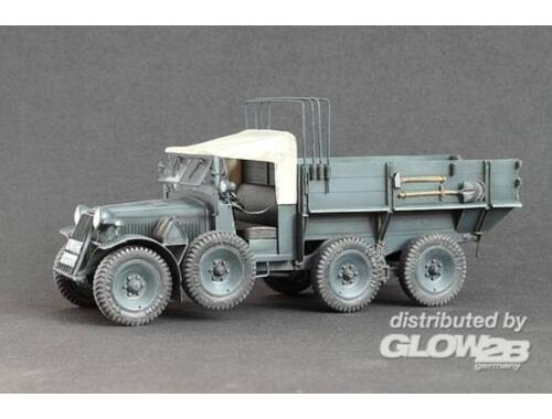 Plus Model Deutscher Kleinlaster Steyer 640 1:35 (278)