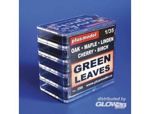 Plus Model grüne Blätter 1:35 (286)