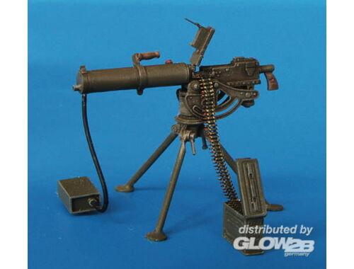 Plus Model U.S. Maschinengewehr 0,30 wassergekühlt 1:35 (297)