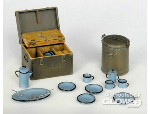 Plus Model U.S. Feld Ausrüstung (Essen) M 1941 1:35 (304)