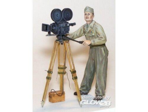 Plus Model U.S. Kameramann 1:35 (307)