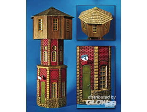 Plus Model Wasserturm 1:35 (315)
