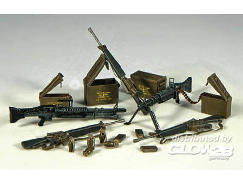 Plus Model U.S. Waffen Vietnam 1:35 (316)
