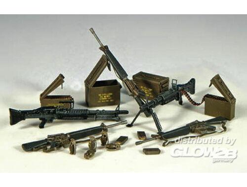 Plus Model U.S. Waffen Vietnam 1:35 (316)
