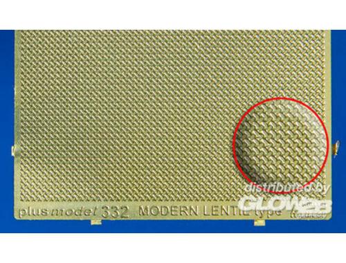 Plus Model Modern Lentil Engraved Plate 1:35 (332)