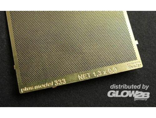 Plus Model Metallnetz 1,3 x 0,9 mm 1:35 (333)