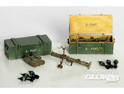 Plus Model P.I.A.T. 1:35 (341)
