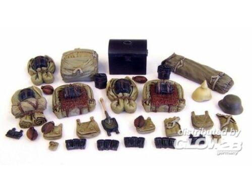 Plus Model German rucksack WWI 1:35 (349)