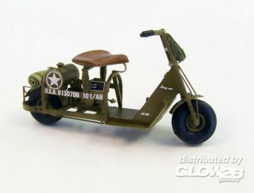 Plus Model U.S. scooter-airborne 1:35 (351)