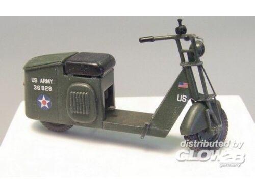 Plus Model U.S. Scooter solo 1:35 (360)