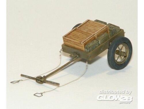 Plus Model U.S. Handkarren M3A4 1:35 (373)