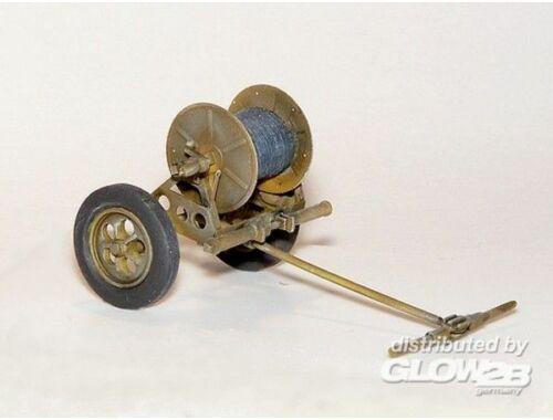Plus Model U.S. Reelcart RL 35 1:35 (374)