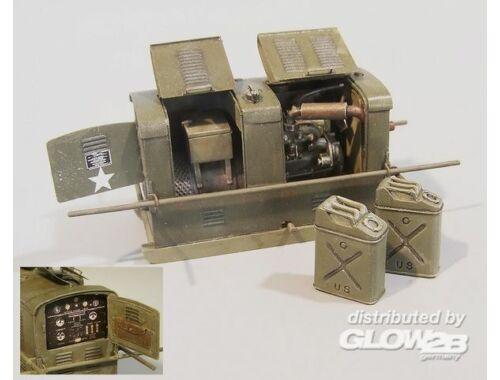 Plus Model U.S. Power unit M5 1:35 (378)