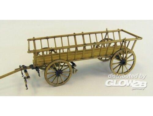 Plus Model Hay wagon 1:35 (385)