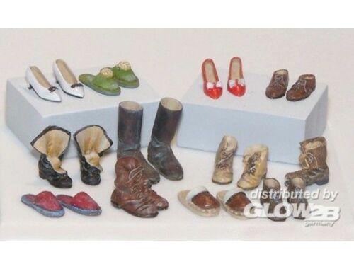 Plus Model Schuhe 1:35 (396)