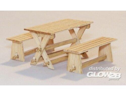 Plus Model Garden furniture 1:35 (414)