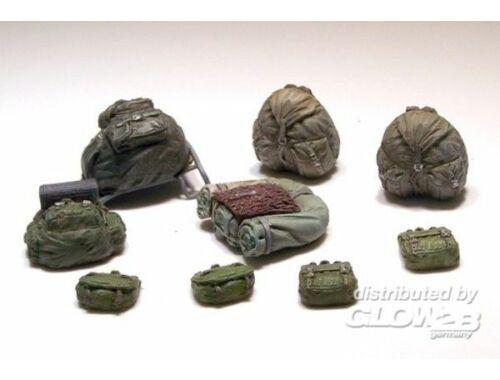 Plus Model German rucksacks WWII 1:35 (424)