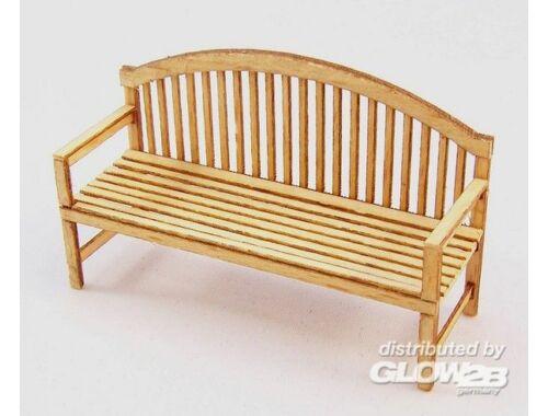 Plus Model Gartenbank 1:35 (427)