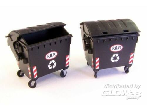 Plus Model Waste container 1:35 (433)